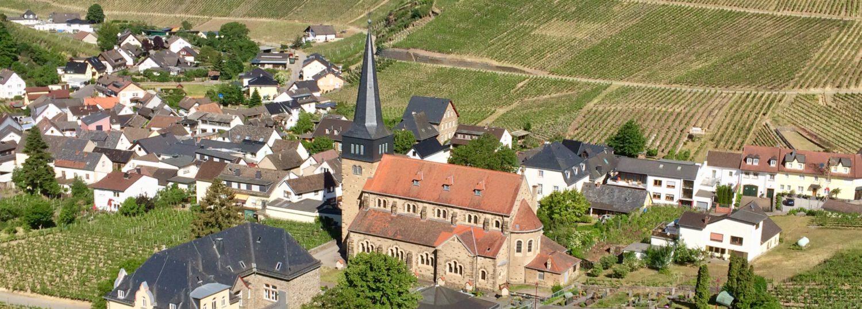 Katholische Kirchengemeinde St. Nikolaus & St. Rochus Mayschoß